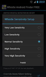 Whistle Phone Finder PRO screenshot 2