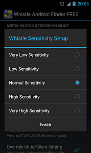 Whistle Phone Finder PRO- screenshot thumbnail