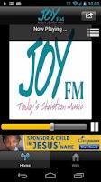 Screenshot of Joy FM