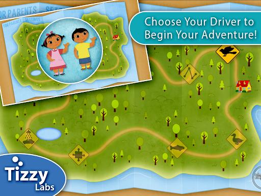 【免費教育App】Tizzy 驾驶冒险-APP點子
