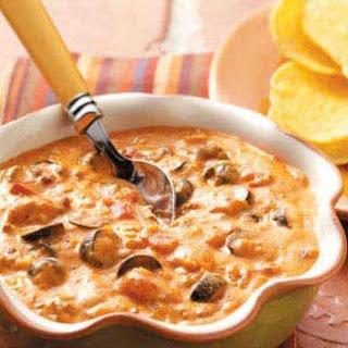 Hot Chili Cheese Dip.