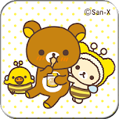 Rilakkuma Honey&Smile