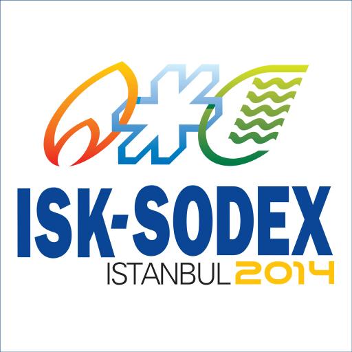 ISK - SODEX 2014 商業 App LOGO-APP試玩