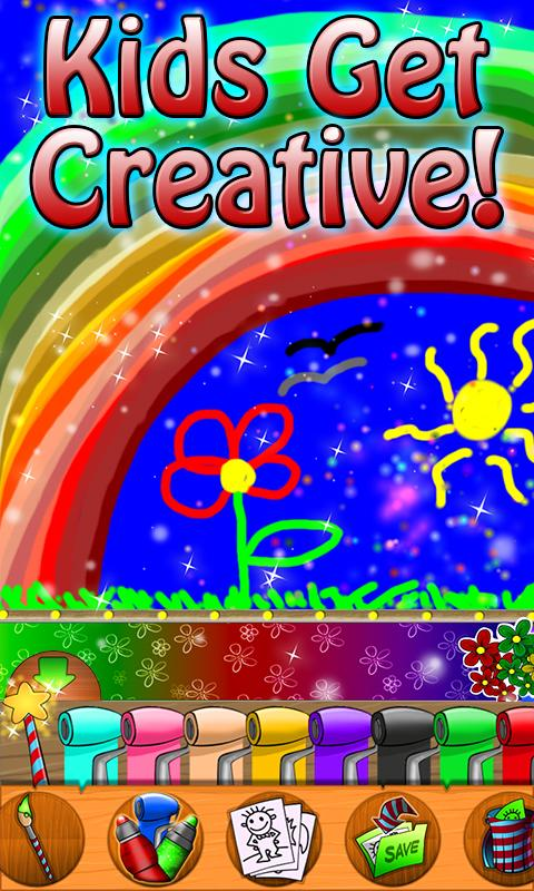 paint sparkles coloring book android apps on google play. Black Bedroom Furniture Sets. Home Design Ideas