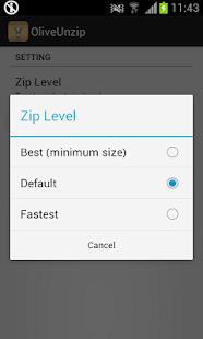 玩生產應用App|Olive Unzip免費|APP試玩