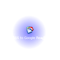 RSS to Google Reader icon