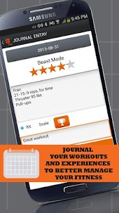 WODBOX - Find, Track WODs - screenshot thumbnail