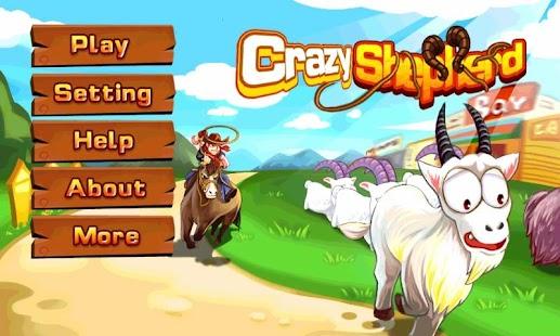 Crazy Shepherd - Run Sheep