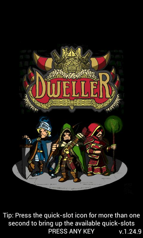 Dweller - beta - screenshot