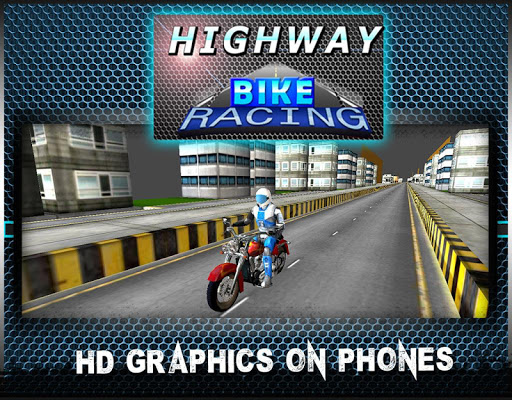 Highway Bike Racing 3D