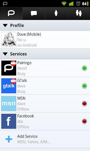 Palringo Group Messenger v4.11.4