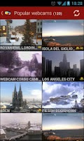 Screenshot of Worldscope Webcams