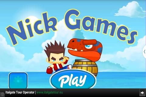Nick Games