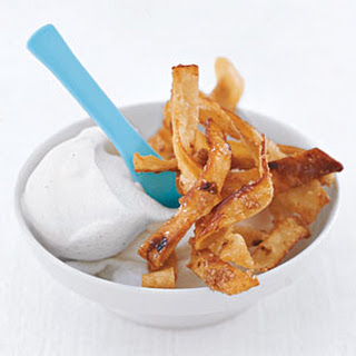 Cinnamon and Sugar Tortilla Strips