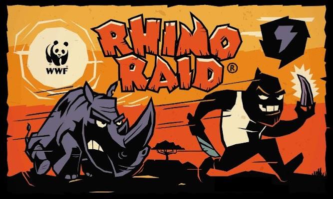 WWF Rhino Raid - screenshot