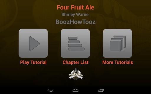 Four Fruit Ale 101