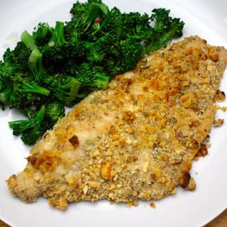 Pecan-Crusted Catfish