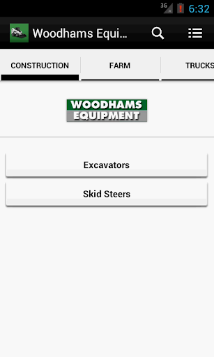 Woodhams Equipment