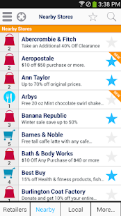 Coupons and Shopping GeoQpons - screenshot thumbnail