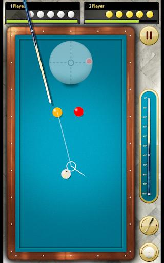 Billiards 3 ball 4 ball  screenshots 4