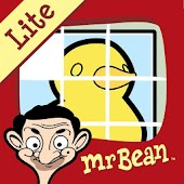 Mr Bean Slider Puzzle Lite