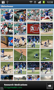 Baseball Texas - Rangers News - screenshot thumbnail