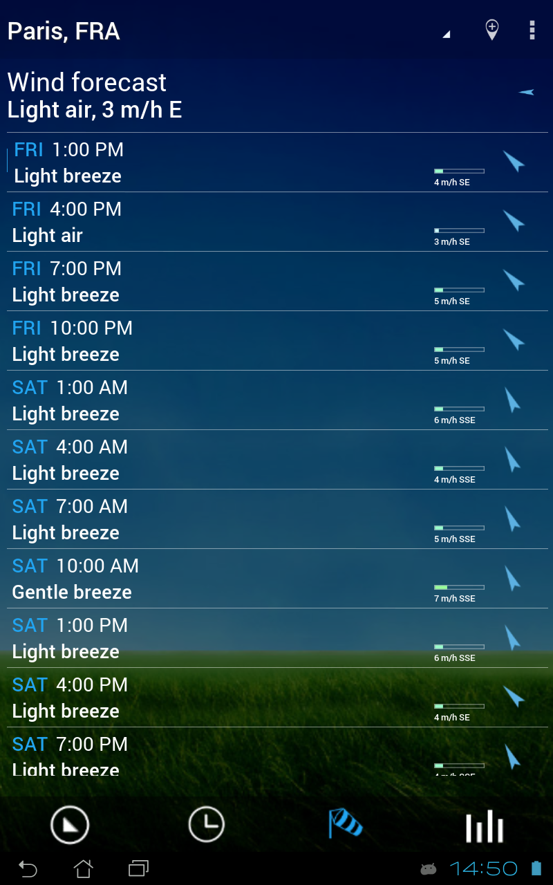 3D Sense Clock & Weather Screenshot 10