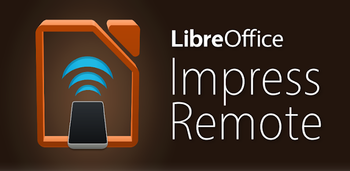 Remote LibreOffice Impress Via Android