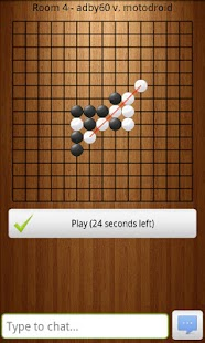 Gomoku Online (Connect 5) - screenshot thumbnail