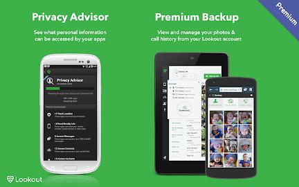 Lookout Security & Antivirus Screenshot 18