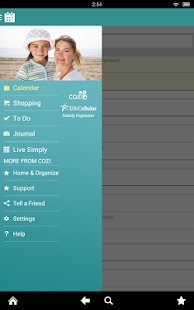 U.S. Cellular Family Organizer - screenshot thumbnail