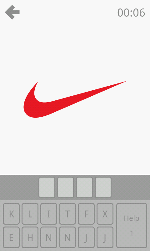Visual Quiz - Logo Quiz - screenshot