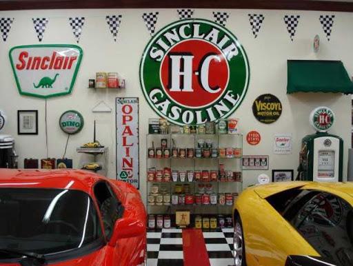 Garage Decoration Ideas