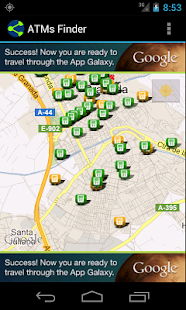 ATMs Finder - screenshot thumbnail