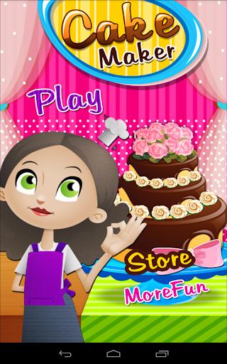 玩休閒App|蛋糕師傅 — — 烹飪比賽免費|APP試玩