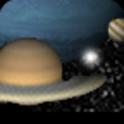 Solar Planets 3D logo