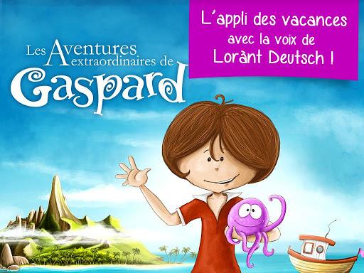 Gaspard : les Aventures...