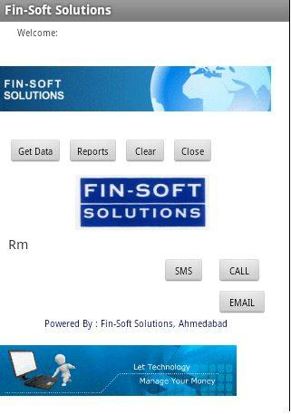 Fin-Soft Mobile Application