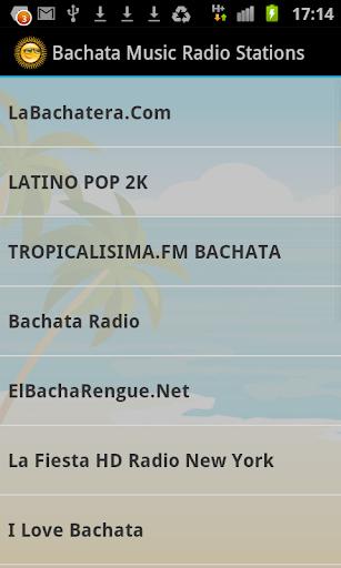 Bachata Music Radio Stations