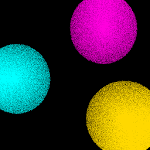 Touch Color Ball