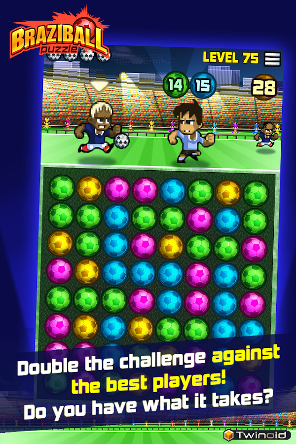 Braziball Puzzle - screenshot
