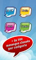 Screenshot of Citations et Poèmes d'Amour
