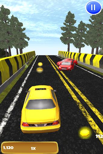 愤怒的出租车:疯狂的出租车司机3D - 免费版
