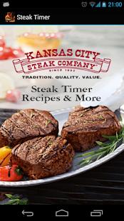 Steak Timer & Recipes - Free - screenshot thumbnail
