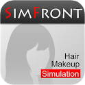Hairstyle Simulator - SimFront icon