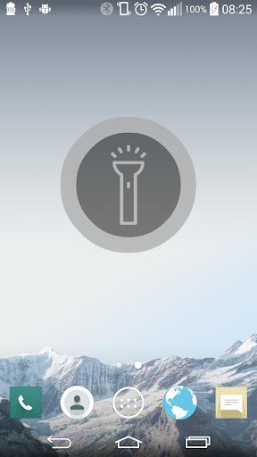 Free Flashlight Widget