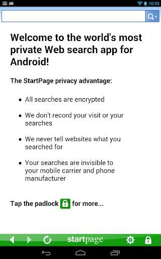 StartPage Private Search  screenshots 5