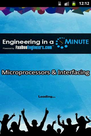 Microprocessors Interfacing 1