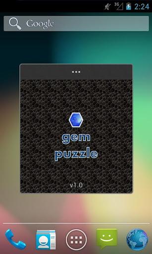 Gem Puzzle