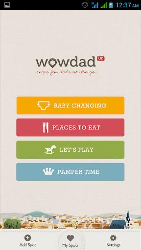 【免費生活App】WOWDAD Maps-APP點子
